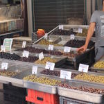 Les olives de Central Market